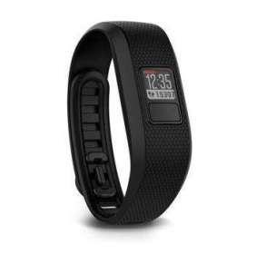 Garmin Vívofit3 Black (vel. XL) - monitorovací náramek/hodinky, bez nutnosti nabíjení