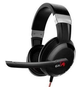 GENIUS GX Gaming herní headset HS-G580, sluchátka s mikrofonem, 2x 3,5mm jack