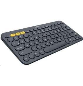 LOGITECH K380 Multi-Device Bluetooth Keyboard Dark Grey - INTNL (US)