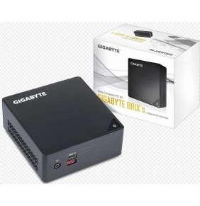 GIGABYTE BRIX BKi7HA-7500, Intel i7-7500U, 2xSODIMM DDR4, WiFi, BT, bez OS