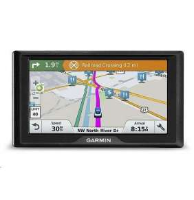 "Garmin Drive 61S Lifetime Europe 20 - 20 států,6"" LCD"