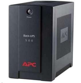 APC Back-UPS 500VA, 230V, AVR, IEC Sockets