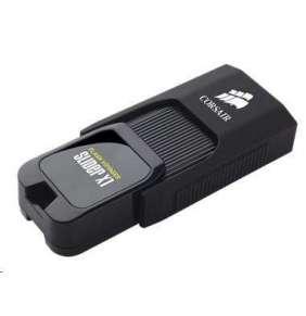 CORSAIR Flash Disk 32GB Voyager Slider X1, USB 3.0, černá