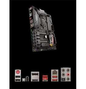 MSI Z370 GAMING M5, s.1151, Z370, 3x PCI-E x1, 3x PCI-E x16, 4x DDR4, SATA III,  USB 3.1,  HDMI, DP, ATX