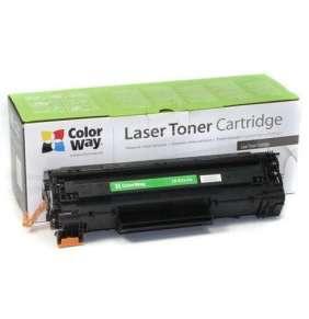 COLORWAY kompatibilní toner pro HP CB435A/ CB436A/ černý/ 1500 stran
