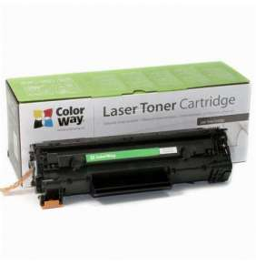 Laserový toner ColorWay pre HP:CE278A  Canon:728/726 (CW-H278EU)