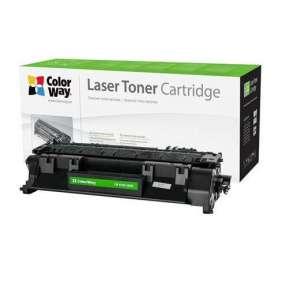 COLORWAY kompatibilní toner pro HP CE505X/ černý/ 6900 stran/ Econom