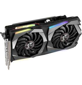 MSI GeForce GTX 1660 GAMING X 6G / PCI-E / 6GB GDDR5 / HDMI / 3x DP