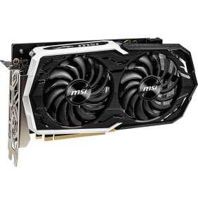 MSI VGA NVIDIA GeForce GTX 1660 Ti ARMOR 6G OC, 6GB GDDR6