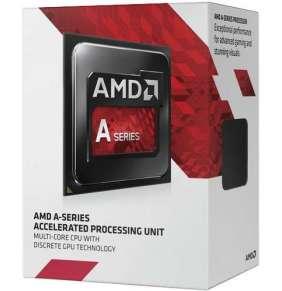 CPU AMD A8 7680 (Carrizo) 4-core, 3.5GHz,2MB cache, socket FM2+, 65W, VGA Radeon R7, BOX