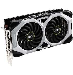 MSI VGA NVIDIA GeForce RTX 2060 VENTUS 6G OC, 6GB, GDDR6