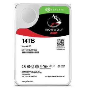 Seagate IronWolf HDD 3.5'' 14TB SATA3 7200RPM 256MB