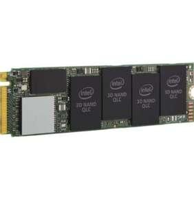SSD 512GB Intel 660p M.2 PCIe NVMe 3.0 3D2 QLC