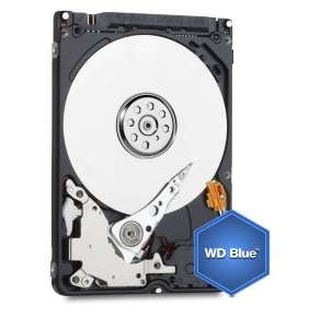 "WD Blue™ 2,5"" HDD 2,0TB 5400RPM 8MB SATA 6Gb/s"