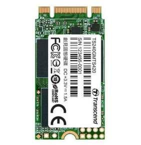 TRANSCEND MTS420S 240GB SSD disk M.2 2242, SATA III (3D TLC), 500MB/s R, 430MB/s W