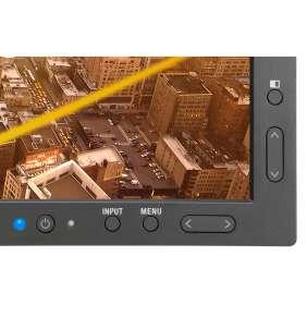 """NEC 24"""" PA243W - AH-IPS, 1920x1200, 1000:1, 8ms, DVI, DP, HDMI, USB, black"""