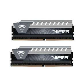 Patriot Viper ELITE DDR4 16GB KIT ( 2x8GB) 2666MHz  CL16-17-17-36 šedá