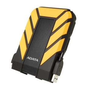 "ADATA HD710P 2TB HDD / Externí / 2,5"" / USB 3.1 / odolný / žlutý"