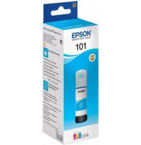 EPSON ink bar 101 EcoTank Cyan ink bottle 70 ml