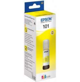 EPSON ink bar 101 EcoTank Yellow ink bottle 70 ml