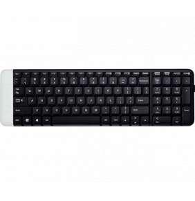 Logitech K230 bezdrôtová klávesnica, US verzia