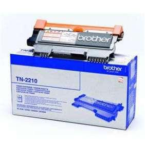 BROTHER tonerová kazeta TN2210/ HL-2240, 2250, 2270/ DCP-7060, 7065, 7070/ MFC-7360, 7460/ FAX 2845/ 1200 stránek/ černý