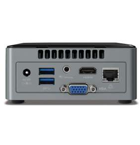 "Intel NUC Kit 6CAYH Celeron/USB3/HDMI/WIFI/2,5"""