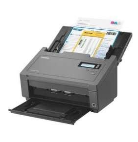 Brother PDS-6000 vysokorychlostní oboustranný skener dokumentů 80ppm, LCD, USB 3.0