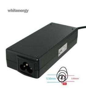 Whitenergy napájecí zdroj 19V/4.74A 90W konektor 5.5x3.0mm + pin Samsung