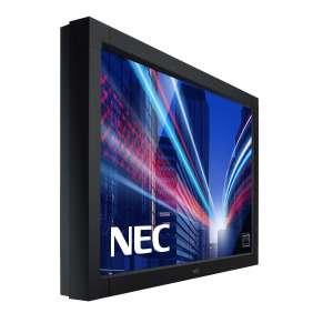 """NEC 32"""" velkoformátový display V323-2 24/7, 1920 x 1080, 450 cd, 4mm protection glass, bez stojanu"""