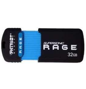 32GB Patriot SuperSonic Rage 3.0 USB až 180MBs