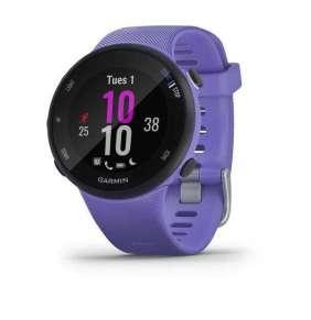 GARMIN běžecké GPS hodinky Forerunner 45S Optic Berry