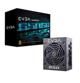 EVGA Supernova 650 GM / 650W / modulární kabeláž / 80 Plus GOLD/ SFX