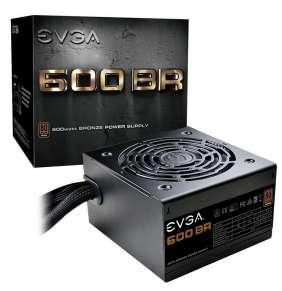 EVGA zdroj 600 BR 600W / 80 Plus bronze
