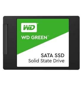 WD Green SSD, 2.5'', 1TB, SATA/600, 7mm, 3D NAND