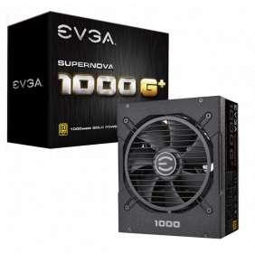 EVGA zdroj SuperNOVA 1000 G+ / 1000W / modulární kabeláž / 80 Plus GOLD