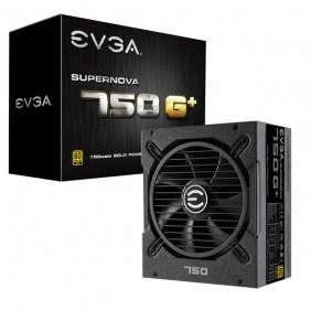 EVGA zdroj SuperNOVA 750 G+ 750W, 80 PLUS Gold, modulárný, 135mm