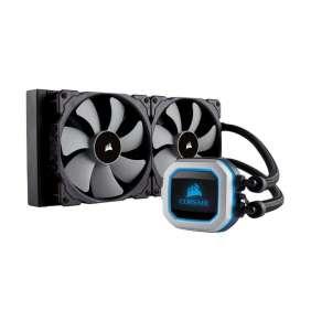 Corsair bezúdržbové vodné chladenie CPU Hydro Series H115i Pro RGB,2x140mm vent.