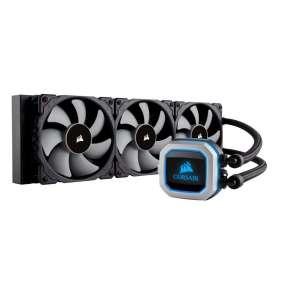 Corsair bezúdržbové vodné chladenie CPU Hydro Series H150i Pro RGB,3x120mm vent.
