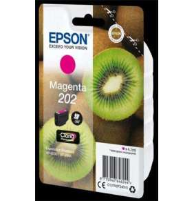 EPSON ink Magenta 202 Premium - singlepack, 4,1ml, 300s, standard