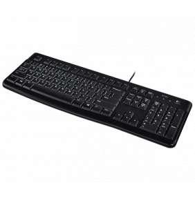 Logitech K120 OEM klávesnica pre Business, RUS (ruský layout)