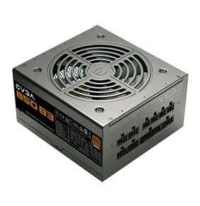 EVGA zdroj 850 B3 / 850W / modulární kabeláž / 80 Plus BRONZE