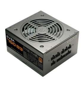 EVGA zdroj 750 B3 / 750W / modulární kabeláž / 80 Plus BRONZE