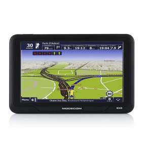 Modecom FreeWAY SX2 + MapFactor Europe