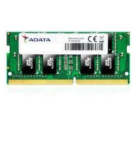 SODIMM DDR4 4GB 2400MHz CL17 ADATA Premier memory, 512x16, Single