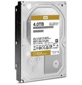WD GOLD WD4002FYYZ 4TB HDD 3.5'' SATA/600, 7200RPM, 128MB