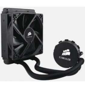 Corsair bezúdržbové vodné chladenie CPU Cooling™ Hydro Series H55, 120mm vent.