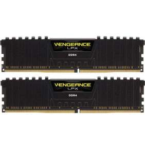 Corsair Vengeance LPX DDR4 16GB (2x8GB) 3000MHz CL15 1.35V XMP 2.0 Black