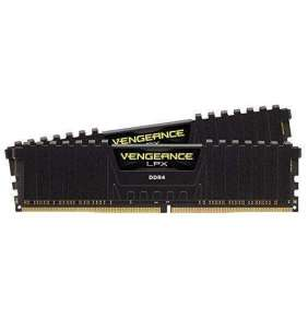 Corsair Vengeance LPX 16GB (Kit 2x8GB) 2400MHz DDR4 CL16 DIMM 1.2V, čierny