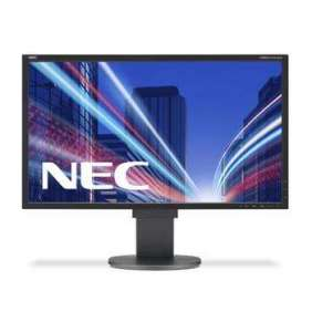 """NEC MT 22"""" LCD MuSy EA224WMi B W LED -IPS,1920x1080/60Hz,6ms,1000:1,250cd,DVI-D+DP+HDMI+VGA,audio,USB (1+4)"""
